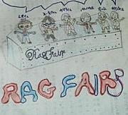 ファミリーでRAG FAIRが好き