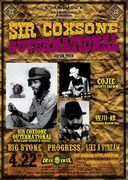 SIR COXSONE JAPAN TOUR IN広島