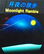 月夜の散歩 Moonlight Ramble