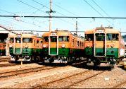 165系(国鉄直流急行形電車)