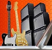 ロックギター