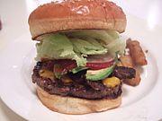 リッチなハンバーガーが食べたい