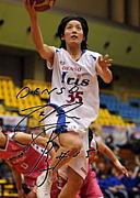小畑亜章子選手を応援しよう!