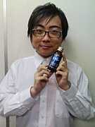 村田さんはちょっと知事に似てる