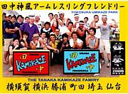 田中神風アームレスリング