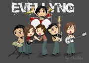 Evellyng