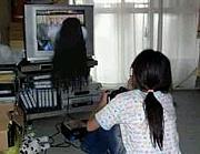 貞子がTVから出てきた時の対処方