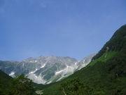 北アルプス〜飛騨山脈の尊称