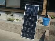 目指せ100%太陽光発電