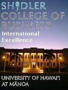 ハワイ大学 経営学部
