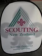 A member of scouts