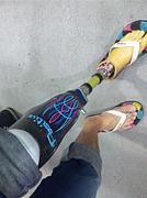 俺の義足←(足)