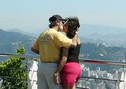 恋人がブラジル人