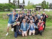 岡山で和太鼓