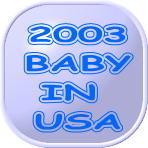2003年生まれ in USA