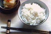 お米に敵うものなし!!