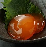 卵黄(卵の黄身)の味噌漬け