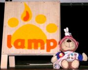 アコポップユニットlamp