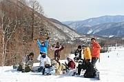 関西発!週末スキースノーボード