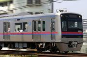 京成線乗ってる人