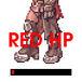 赤いHPにゾクゾクしちゃう☆