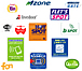 FREE SPOT&公衆無線LAN