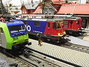 ミニカーと鉄道模型の部屋♪