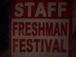 Freshman Festival