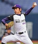 北海道日本ハム 加藤貴之投手