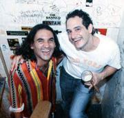 Horacio Hernandez&Robby Ameen