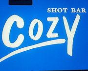 SHOT BAR COZY