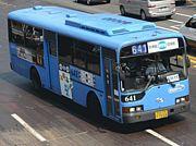 韓国の路線バス