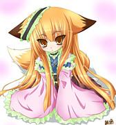 狐の恩返し