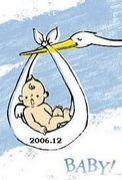 2006年12月生まれちゃん集まれ!