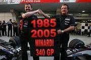 ミナルディ MINARDI F1 TEAM
