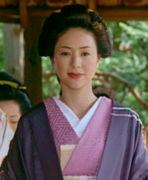 七代将軍生母 月光院 (お喜世)
