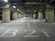 地下駐車場が好き