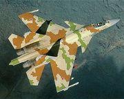 フランカーファミリー Su-27〜37