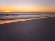 夕日と砂浜と星空と〜時の癒し〜