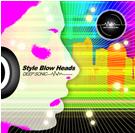 StyleBlowHeads