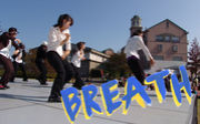 "SIU Dance club ""BREATH"""