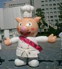 牛肉よりも豚肉派