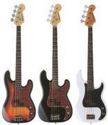 Fenderプレシジョン・ジャズベ
