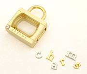 charms —Be happy!—