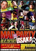 MAD PARTY OSAKA