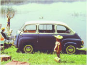 FIAT ムルティプラ