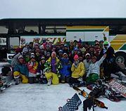 スノーボードin関東
