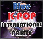 K-POP PARTY★BLUE K-POP NIGHT