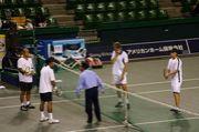 大田区下丸子周辺で楽しくテニス