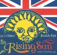 "東京最古のPub ""The Rising Sun"""